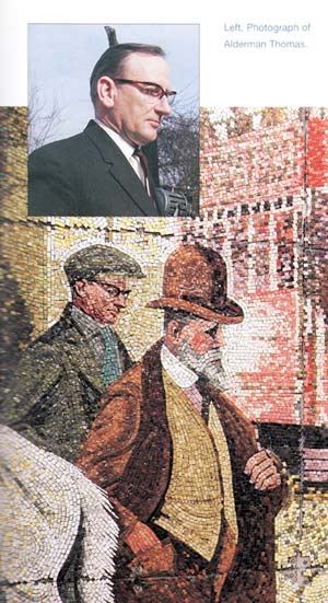 Alderman Thomas mosaic